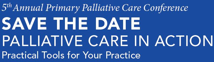 5th Annual Palliative Care in Action: Practical Tools for Your Practice Banner