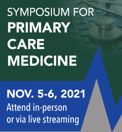 Symposium for Primary Care Medicine 2021 Banner