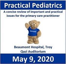 Practical Pediatrics - May 2020 Banner