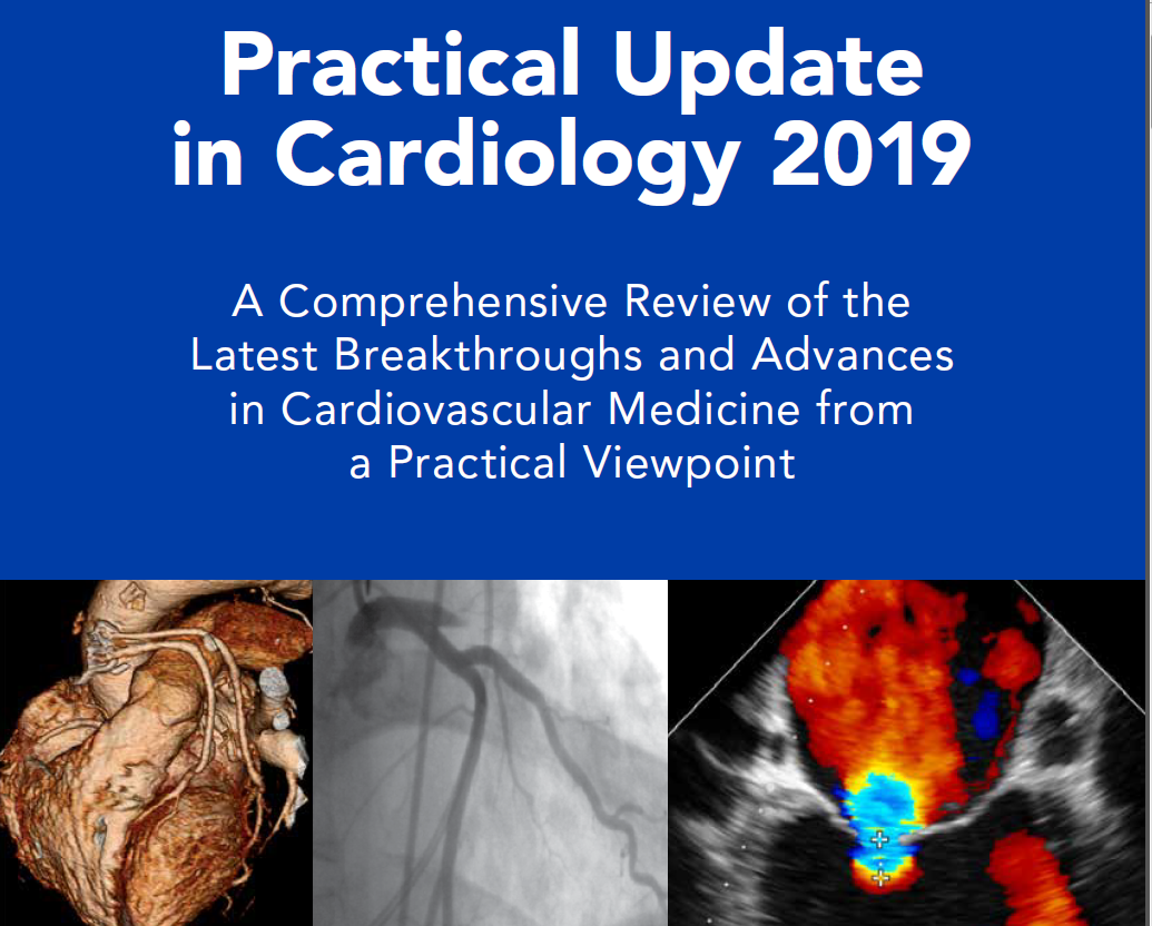 Practical Update in Cardiology 2019 Banner