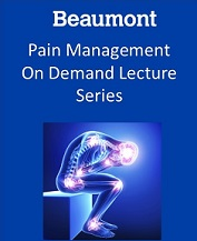Pain Management On Demand: Interdisciplinary Strategies for the Challenging Patient Banner