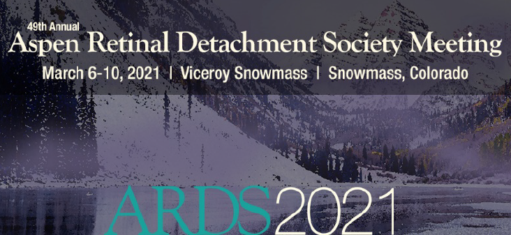 49th Annual Aspen Retinal Detachment Society Meeting Banner